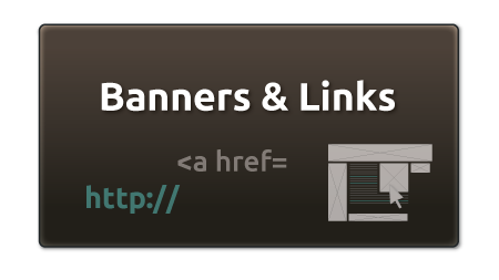 Banners and Links